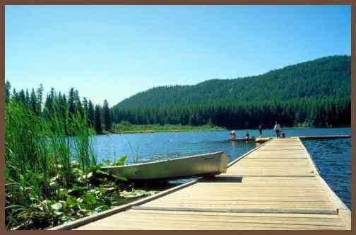 Camping At The Lake 16