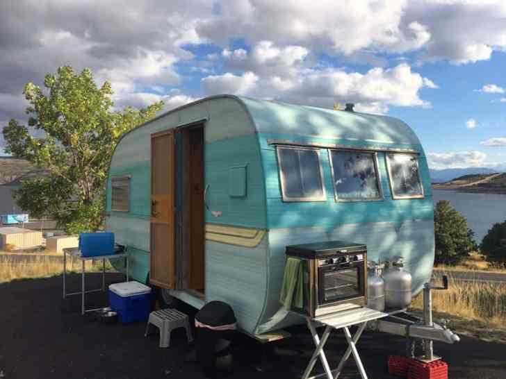 Camping At The Lake 24