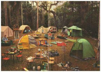 Camping At The Lake 34