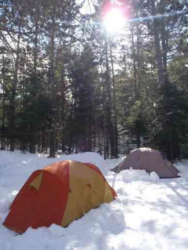 Camping At The Lake 38