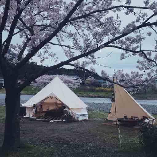 Camping At The Lake 45