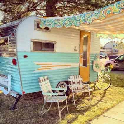 Glamper Camper 55