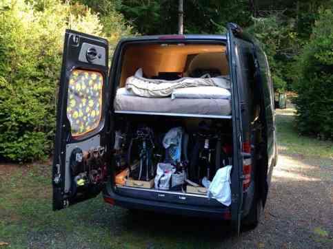 Sprinter Van Conversion 45