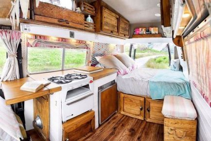 Vanlife Interiors 31