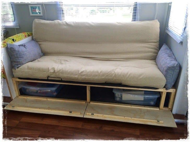 22 Rv Couch Ideas You Need To See Camperism