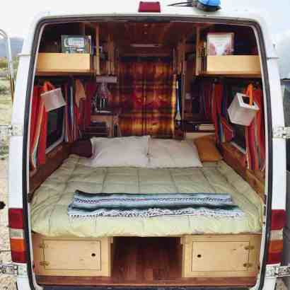 Van Conversion 35