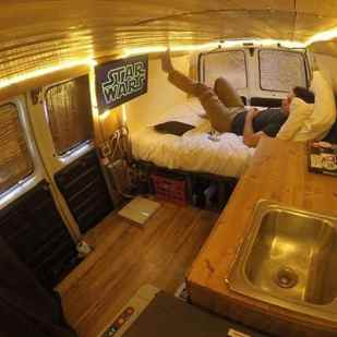 Van Conversion 45