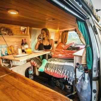 Van Conversion 52