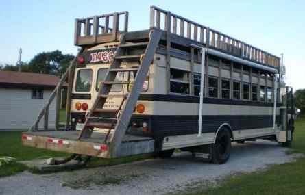 Bus Rv Conversion 12