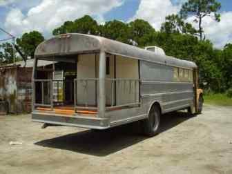 Bus Rv Conversion 40