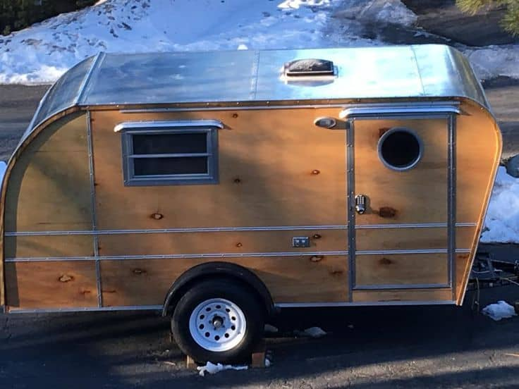 Homemade Camper Trailer 4