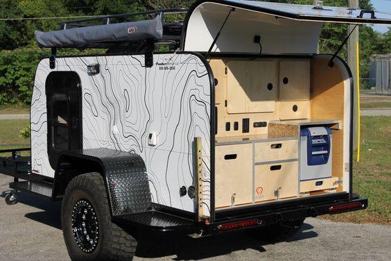 20 Coolest Diy Camper Trailer Ideas | Camperism