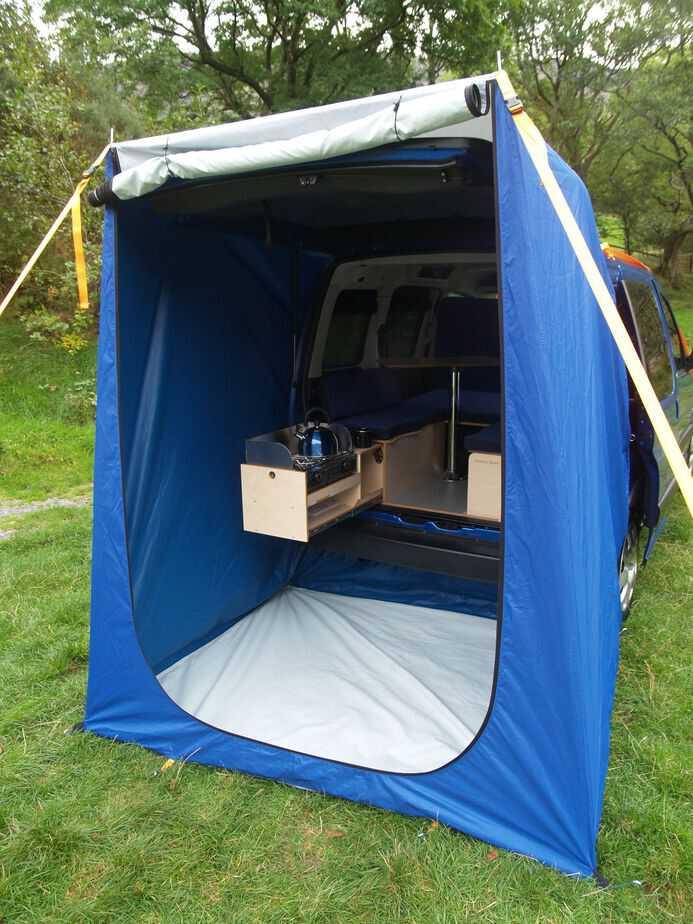 Honda Element Camping 30