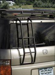 Honda Element Camping 50
