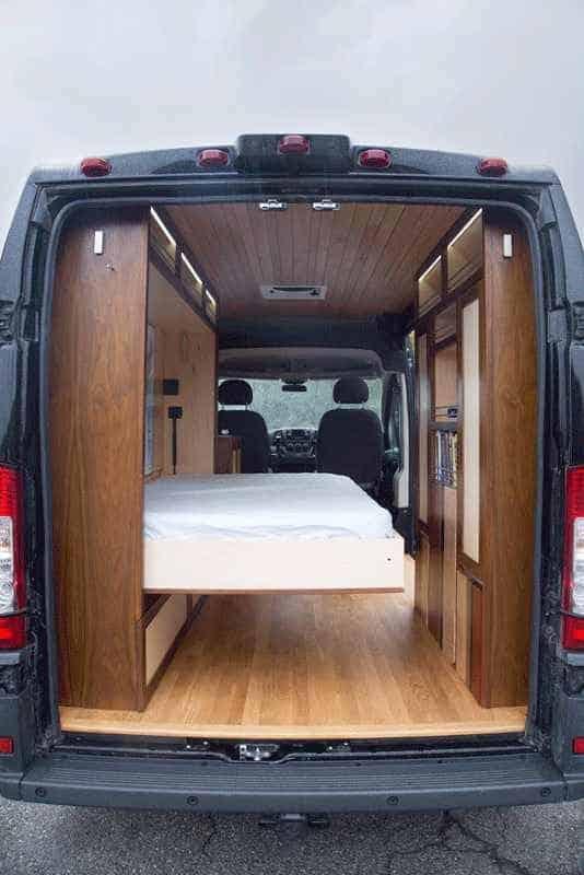 23 minivan camper conversions to inspire your build adventure