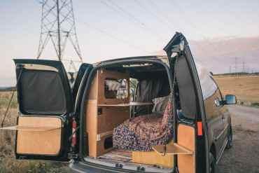 Mini Van Conversionr 45