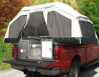 Truck Tent Diy 10