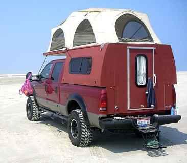 Truck Tent Diy 13