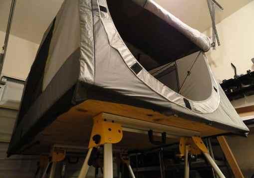 Truck Tent Diy 18