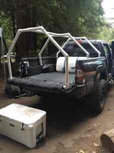 Truck Tent Diy 24