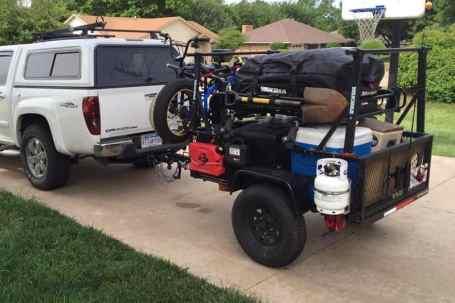 Truck Tent Diy 25