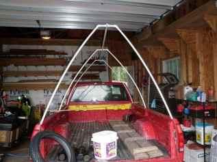 Truck Tent Diy 29