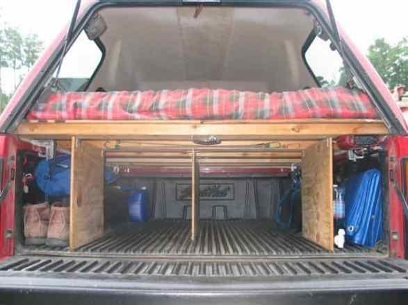 Truck Tent Diy 32