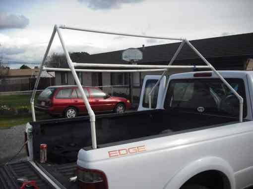Truck Tent Diy 40