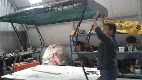 Truck Tent Diy 45