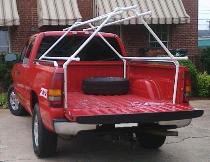 Truck Tent Diy 48