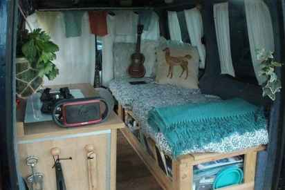 Van Conversion Ideas Layout 28