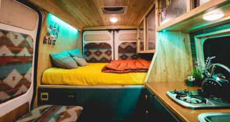 Van Conversion Ideas Layout 29