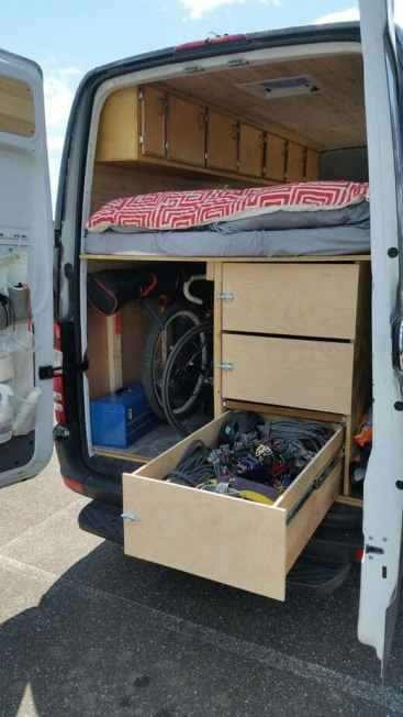 Van Conversion Ideas Layout 4