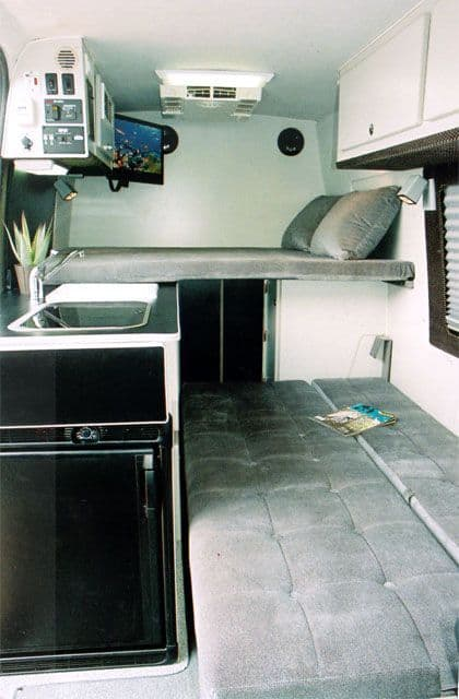 Van Conversion Ideas Layout 46