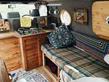 Van Conversion Ideas Layout 50