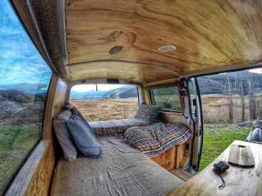 Van Conversion Ideas Layout 51