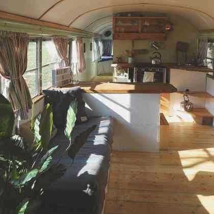Van Conversion Ideas Layout 61