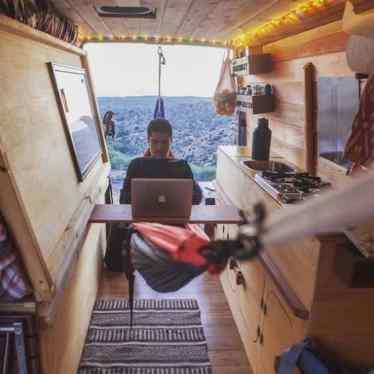 Sprinter Van Conversion Interiors 10