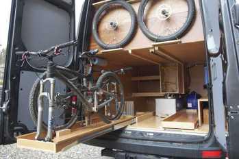 Sprinter Van Conversion Interiors 14