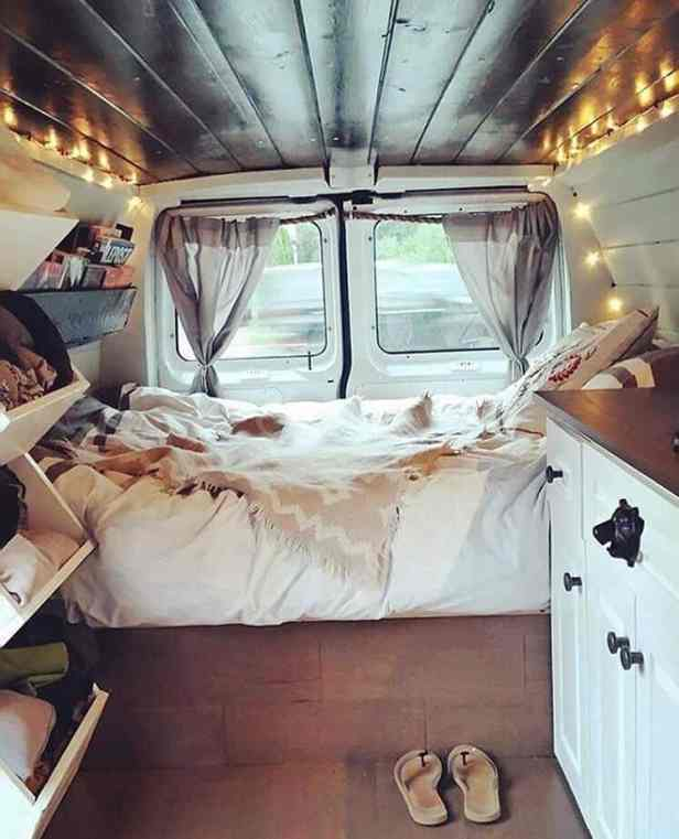 Sprinter Van Conversion Interiors 24