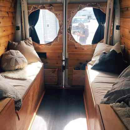Sprinter Van Conversion Interiors 28