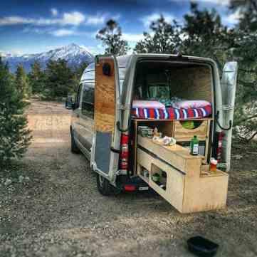 Sprinter Van Conversion Interiors 30