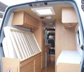 Van Conversion Ideas Layout 12