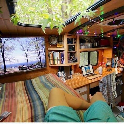Van Conversion Ideas Layout 17