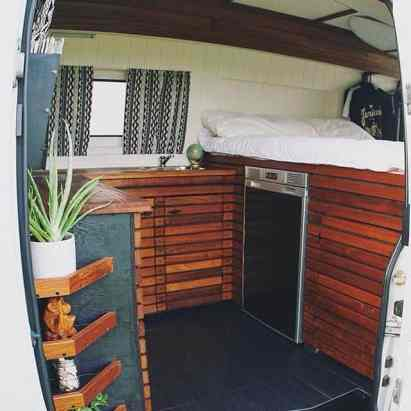 Camper Van Conversion 21