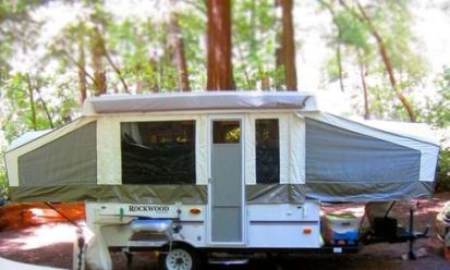 Camping Hacks Camper Pop Up 18
