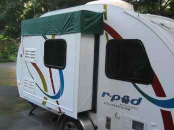 Rpod Camper Mods 9