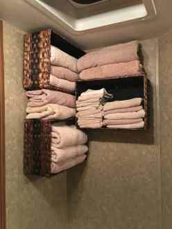Rv Clothes Storage 18