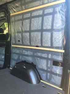 Sprinter Van Conversion 1