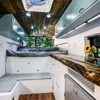 Sprinter Van Conversion 15